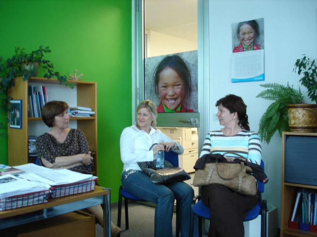CFOR - Organisational-Consultation